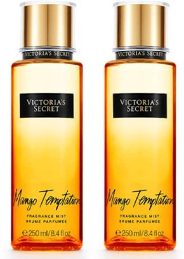 4646fd2cc6 Victoria s Secret New! Mango Temptation Fragrance Mist-2pack Eau de Parfum  - 500 ml (For Girls)