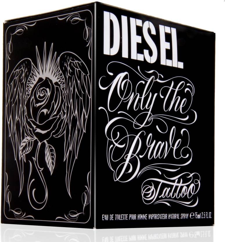 Buy Diesel Only The Brave Tattoo Edt 75 Ml Online In India