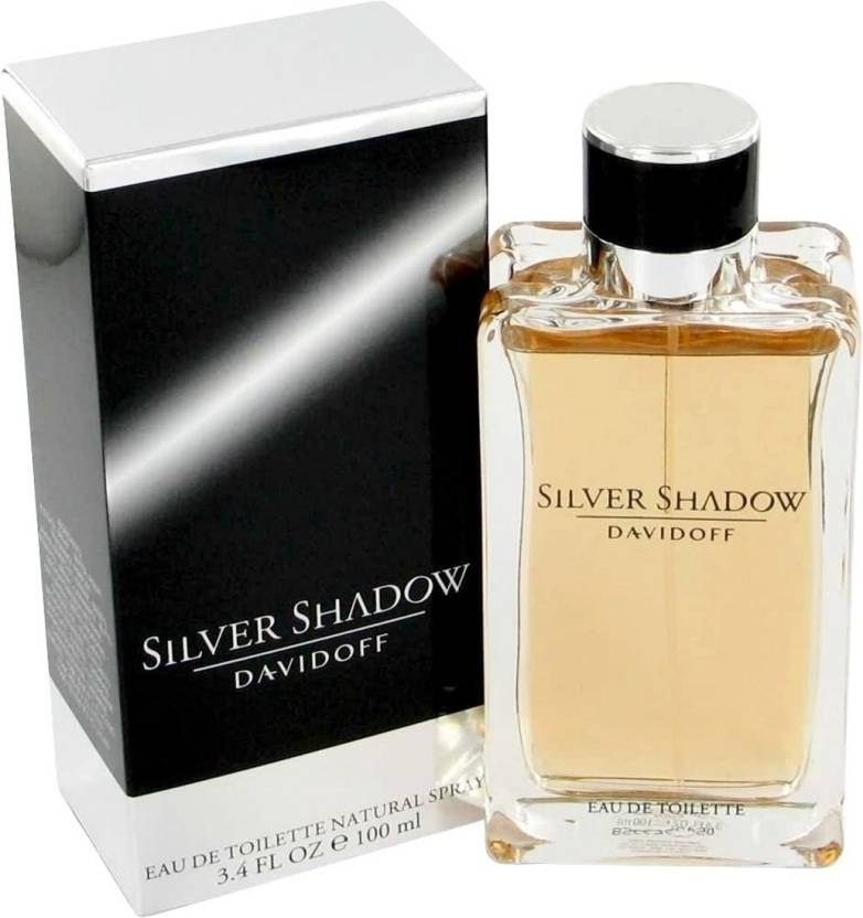 Davidoff Silver Shadow EDT  -  100 ml