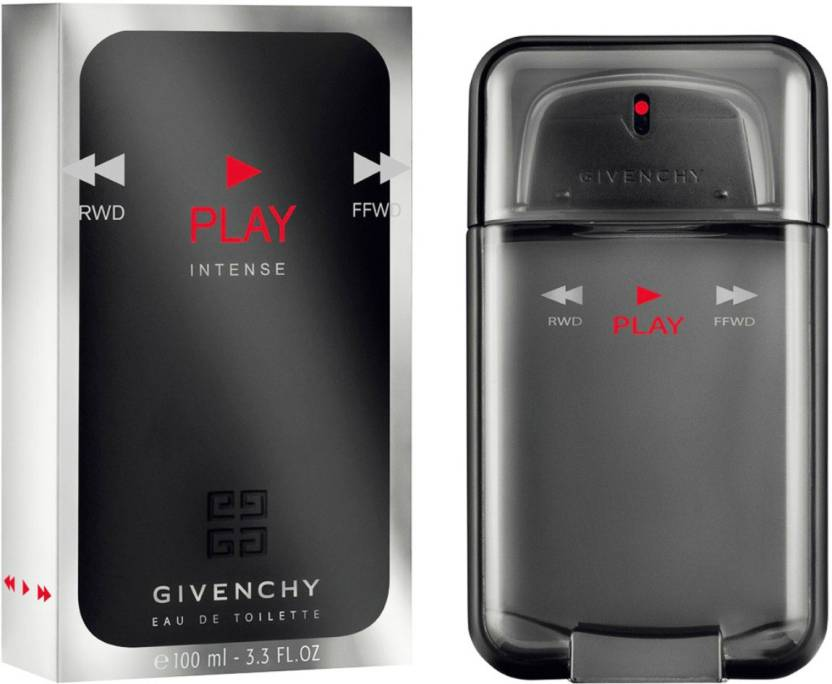 Buy Givenchy India Intense Online Edt In Play 100 Ml LSUMGqzVp