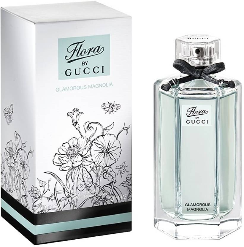 da0c82f343d Buy GUCCI Flora Glamorous Magnolia EDT - 100 ml Online In India ...
