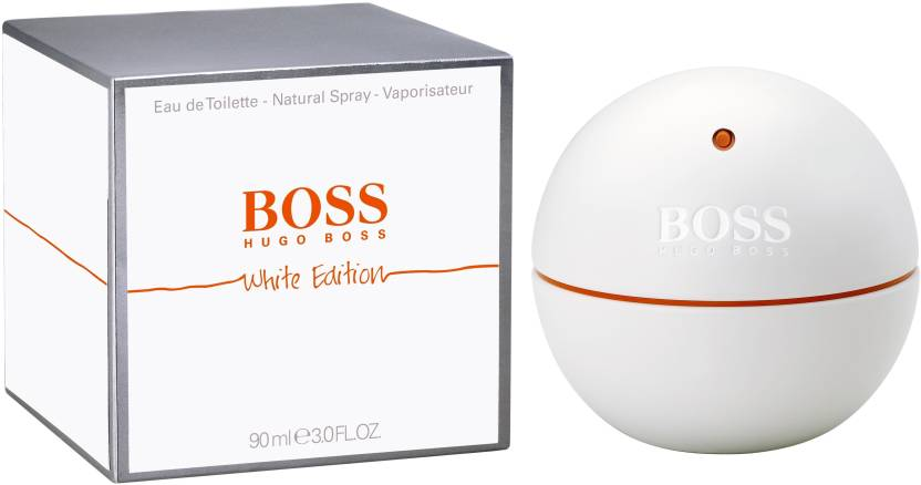 Boss In Motion White Edition EDT  -  90 ml