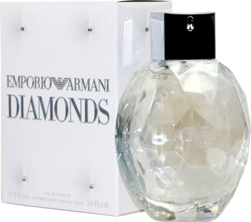 Emporio Armani Diamonds EDP  -  100 ml
