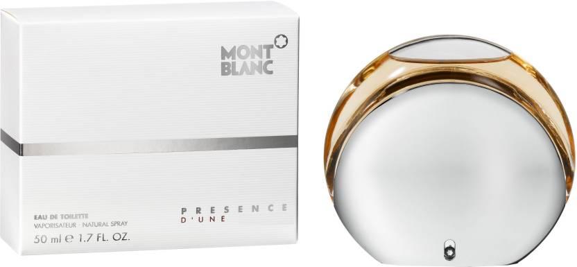 Montblanc Presence D'une EDT  -  50 ml