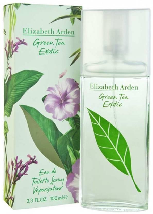 Elizabeth Arden Green Tea Exotic Women EDT - 100 ml (For Women)
