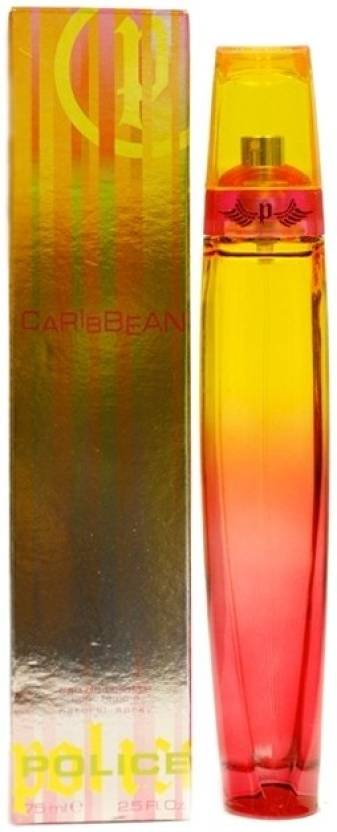Police Caribbean EDT - 75 ml