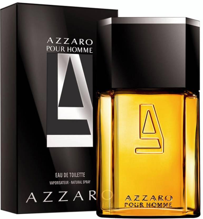 4d71eb5cbbf Buy Azzaro Pour Homme Eau de Toilette - 50 ml Online In India ...