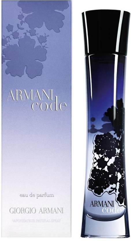 Giorgio Armani Code EDP  -  75 ml