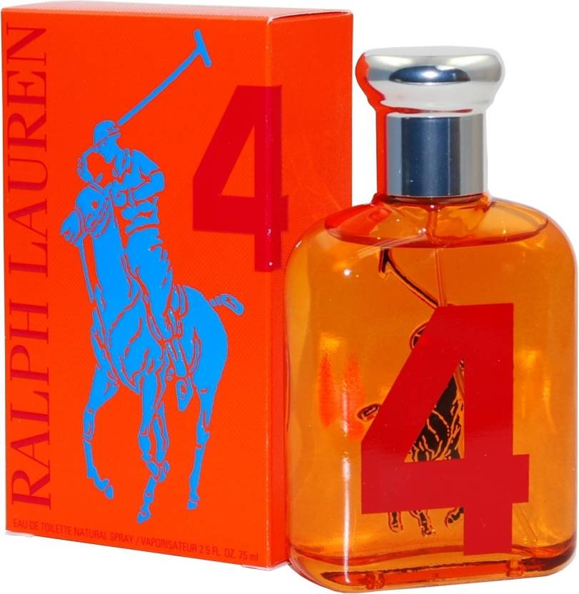 Ralph Lauren Big Pony 4 EDT  -  75 ml