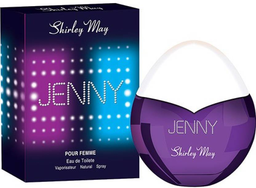 Buy Shirley May Jenny Eau De Toilette 100 Ml Online In India