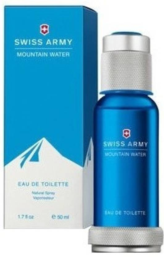 Swiss Army Mountain Water EDT  -  50 ml