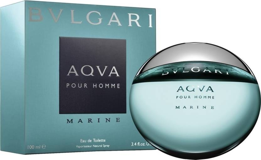 182a712225aaa Bvlgari Aqva Pour Homme Marine - Set of 2 (2 x 100 ml) EDT - 200 ml (For  Men)