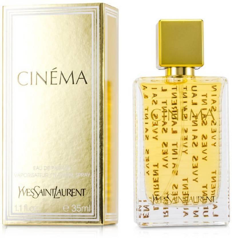 Buy Yves Saint Laurent Cinema Eau De Parfum Spray Eau De Parfum 35