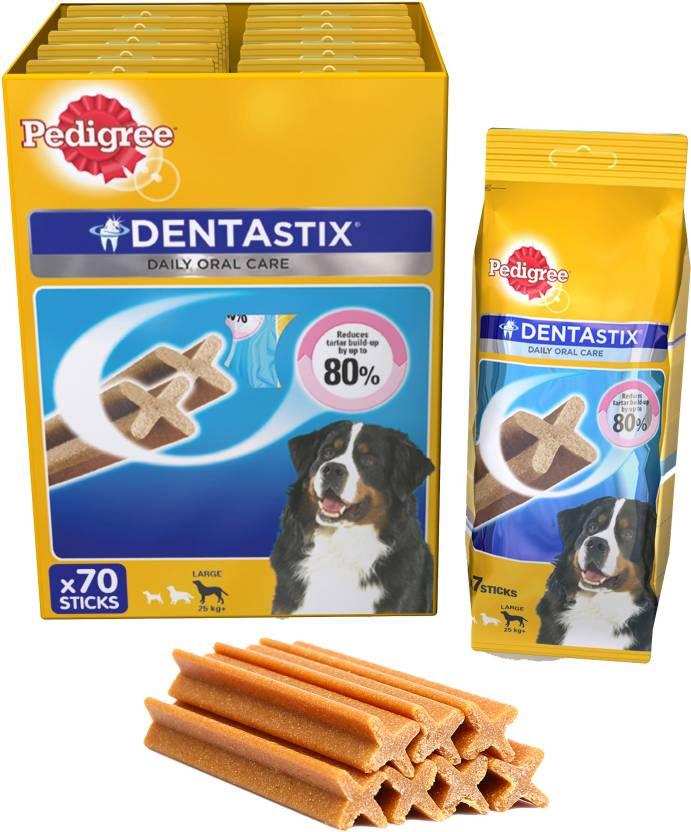 Pedigree Dentastix Large Breed Weekly Pack Oralcare Dog Food