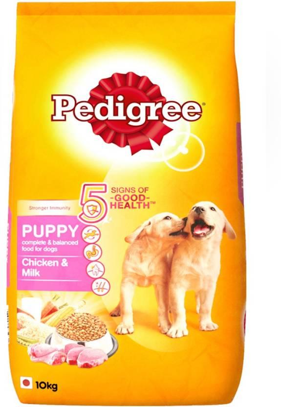 Pedigree Puppy Chicken, Milk Dog Food