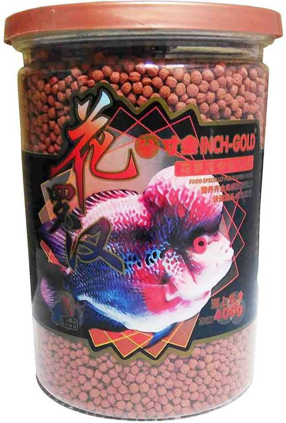Inchgold Flowerhorn 400g 400 g Dry Fish Food
