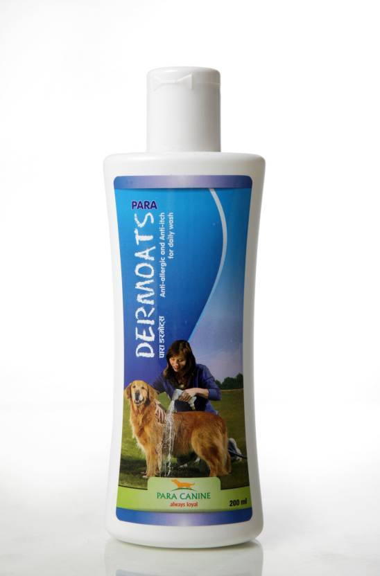 Para Canine Anti-itching, Allergy Relief Natural Dog Shampoo (200 ml)