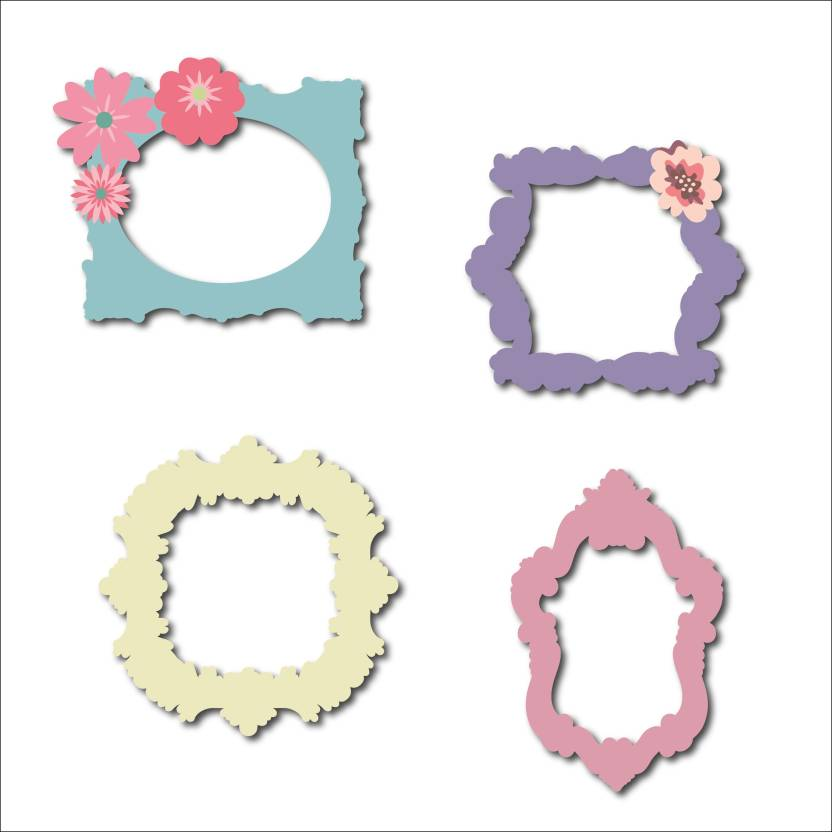 TBT Frames Props Photo Booth Board Price in India - Buy TBT