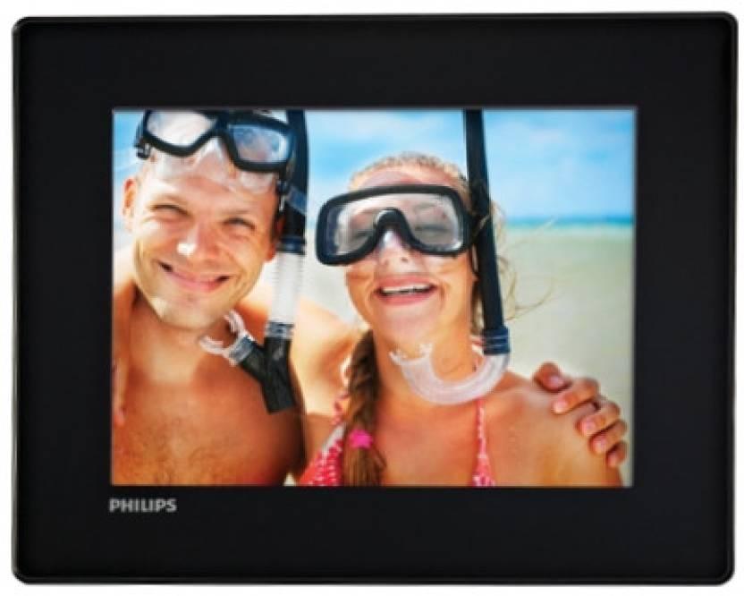 Philips SPF4008 8 inch Digital Photo Frame