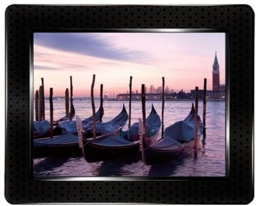 Transcend PF830 (2 GB)  Photo Frame