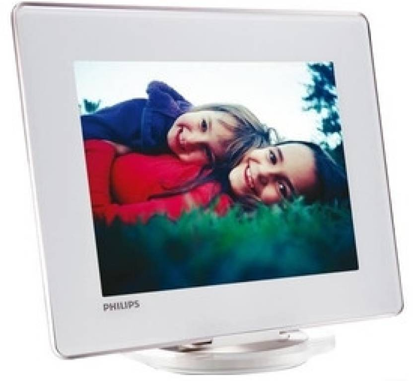 Philips SPH8208 8 inch Digital Photo Frame