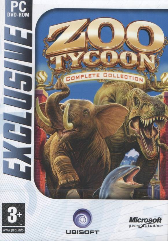 Zoo Tycoon : Complete Collection Price in India - Buy Zoo