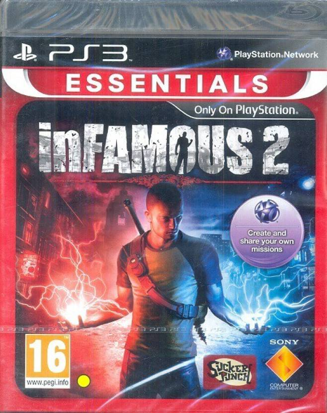 Infamous 2 [Essentials]