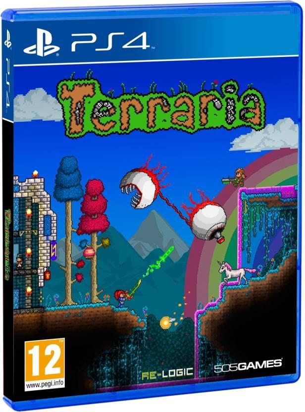 Terraria Price in India - Buy Terraria online at Flipkart com