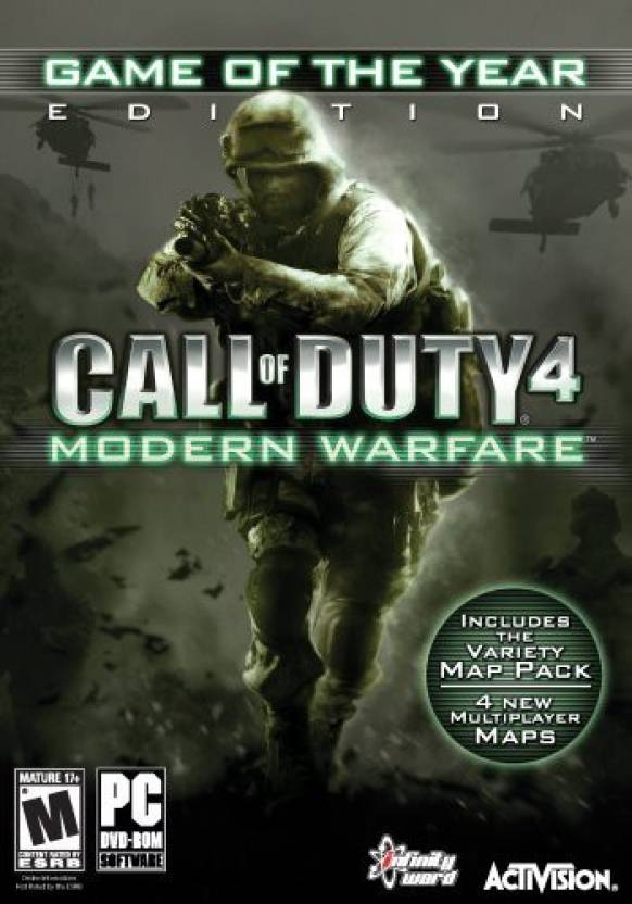 Call of Duty 4 : Modern Warfare (Game Of The Year Edition)