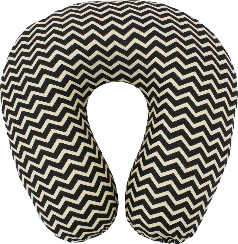 Magasin U Shaped Memory Foam Zig Zag Neck Pillow Multi Price In