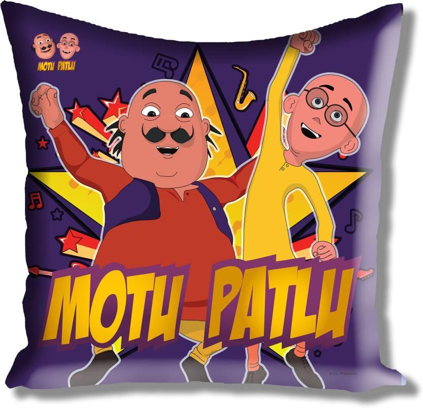 motu patlu cartoon decorative cushion pack of 1 buy motu patlu