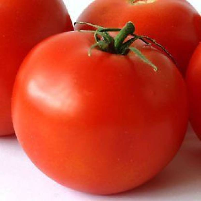 Nooelec India Tomato Large Red Avimanyu Non Gmo Fruit Vegetable Seeds Seed