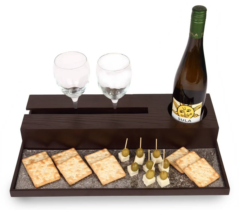 Cocktail Wine N Cheese Big Tray