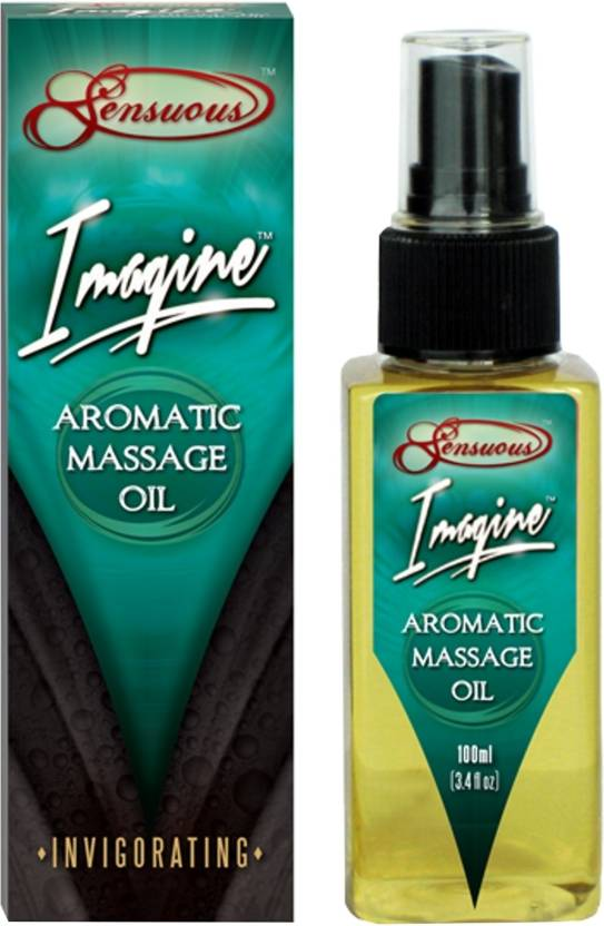 Sensuous oil massage
