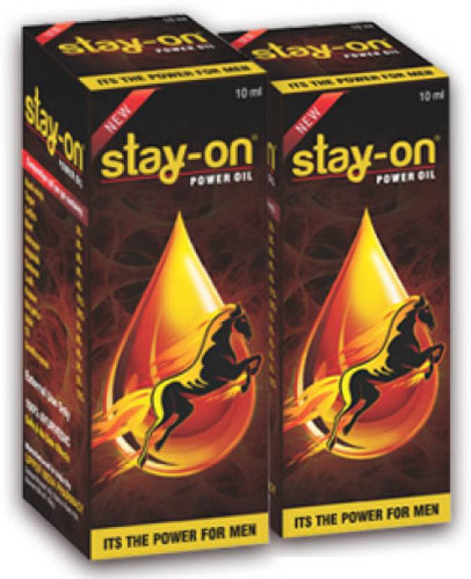 Stay-On Power Oil Pleasure Enhancement Price in India - Buy Stay-On