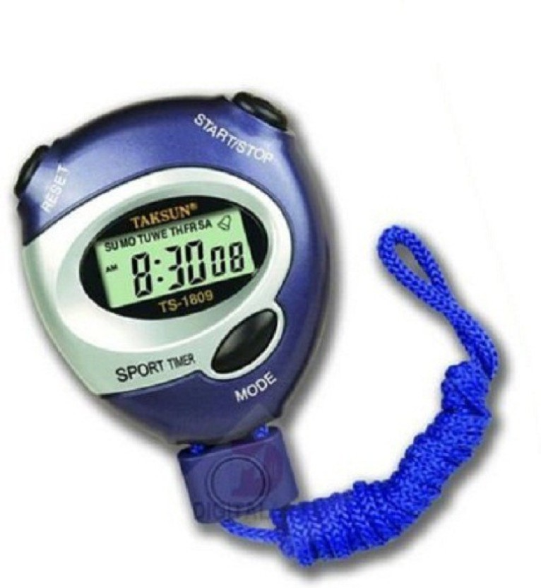 Stopwatch Timer BizoeRade Sports Digital Stopwatch Clock with ...