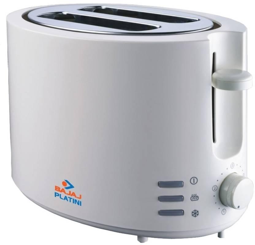Bajaj Platini PX 31 T 800 W Pop Up Toaster