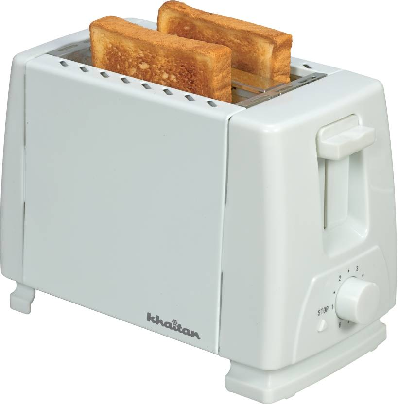 Khaitan KPT 105 700 W Pop Up Toaster