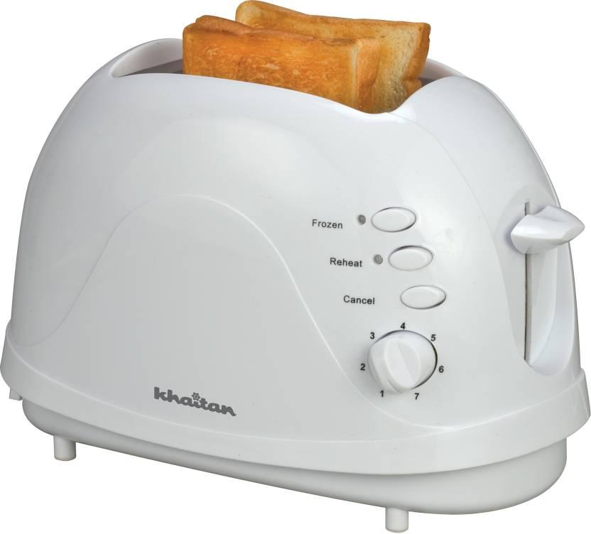 Khaitan KPT 106 700 W Pop Up Toaster