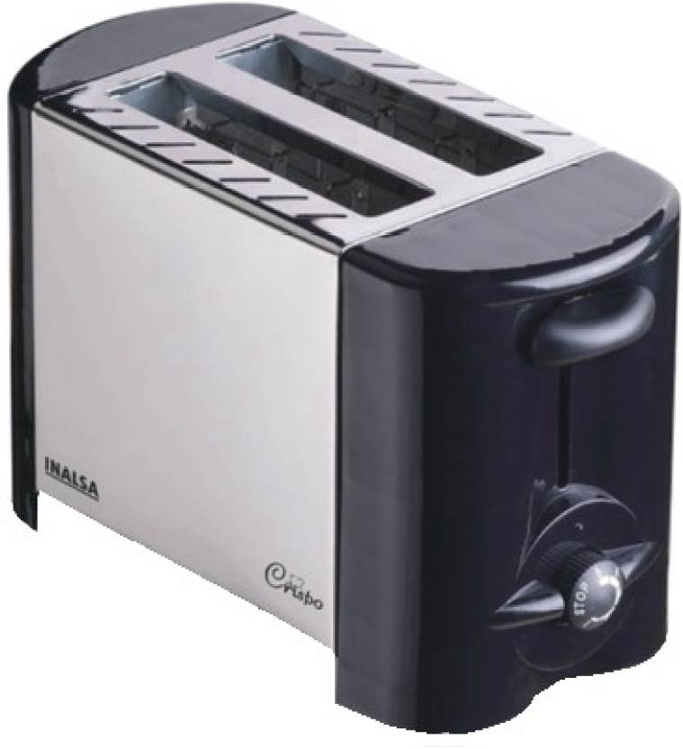 Inalsa Crispo 750 W Pop Up Toaster