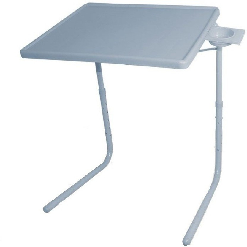 Table Mate II Adjustable Folding Portable Kid Study Laptop Mate With  Cupholder Grey Changing Table