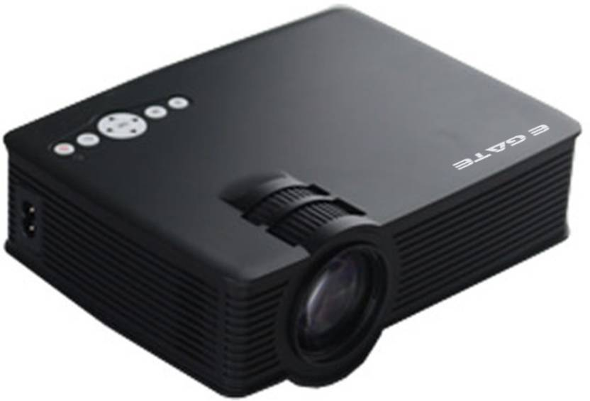 9277c40b8d11f7 Egate I9 1500 lm LED Corded Portable Projector Price in India - Buy ...