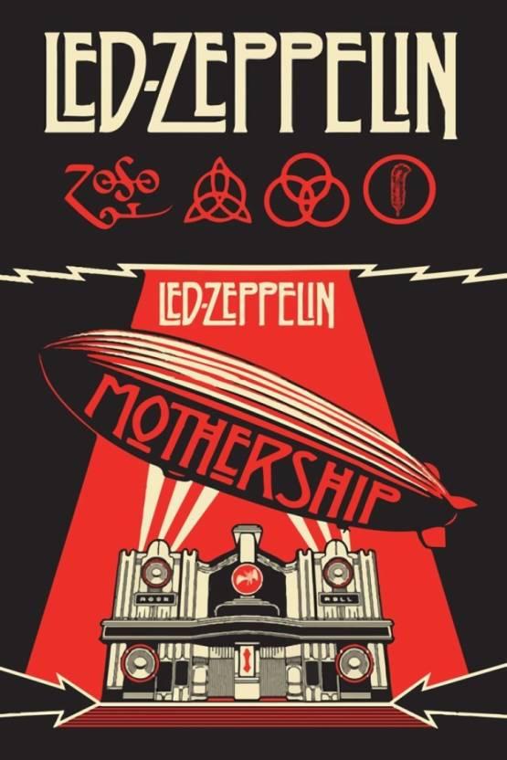 Led Zeppelin Mothership Wallpaper Best Wallpaper Foto In 2019