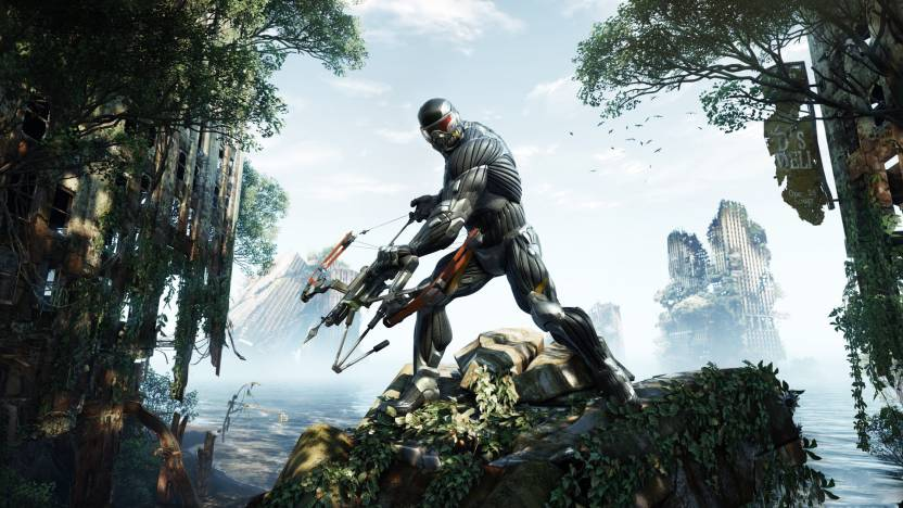 Crysis 3 2013 Game FINE ART PAPER HD QUALITY WALLPAPER