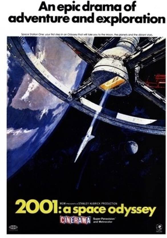 2001 a space odyssey essay The films in question are stanley kubrick's 2001: a space odyssey,  this  essay merely skirts the surface of why 2001: a space odyssey is.