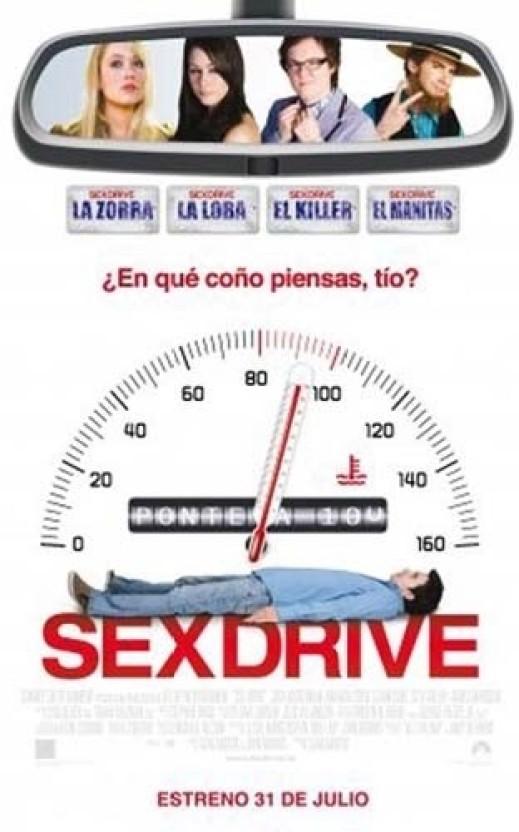Sex drive movie cover art