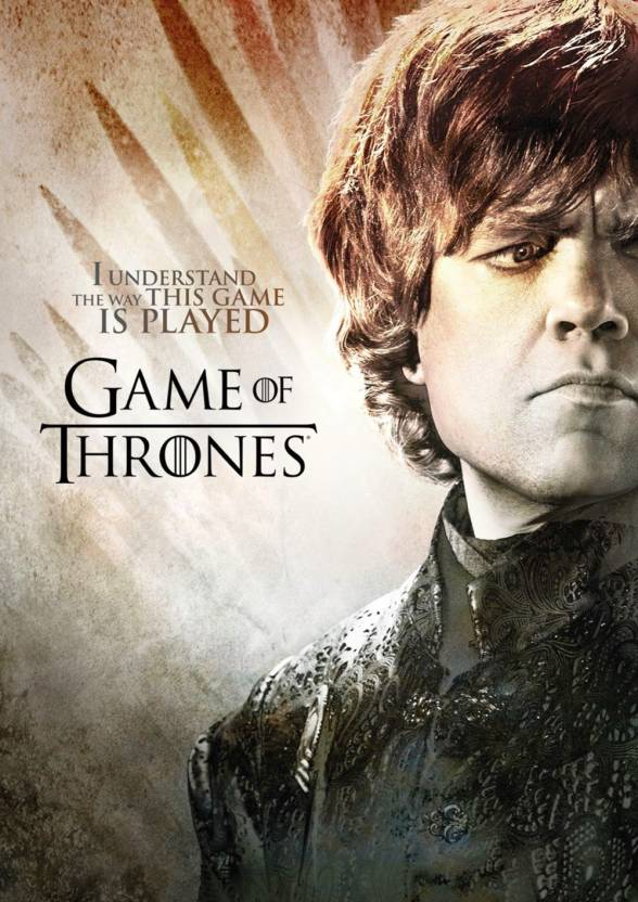 Posterskart Game Of Thrones Tyrion Lannister Quote Poster Paper