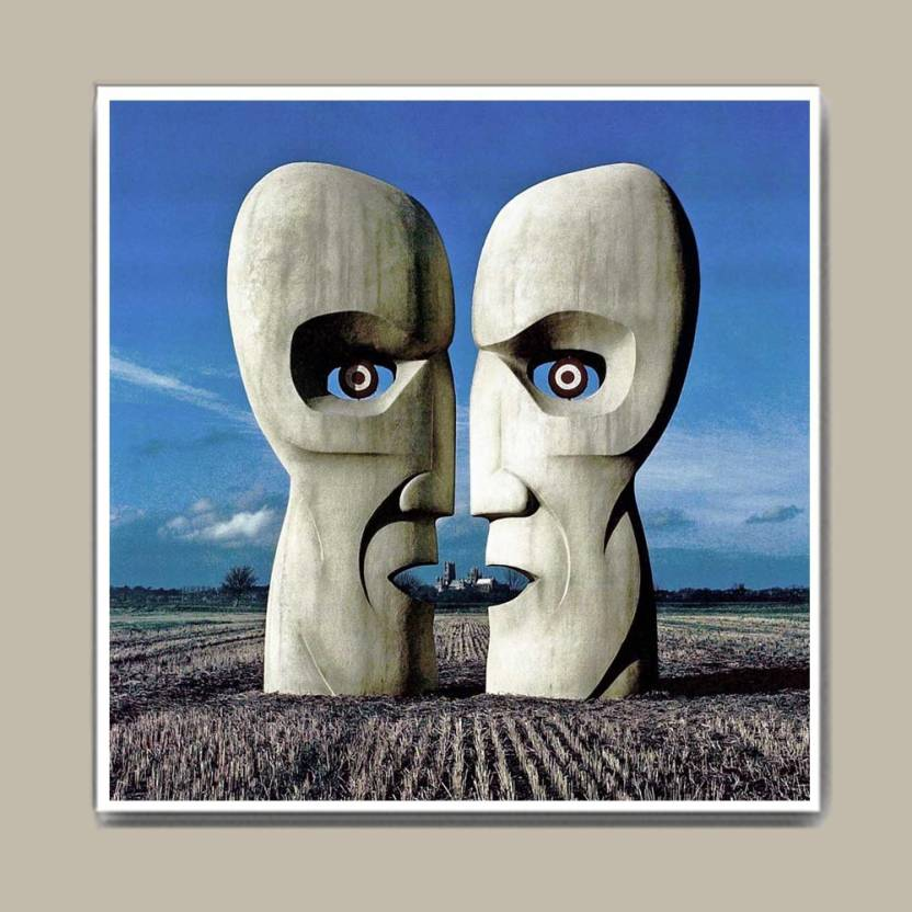 Pink Floyd The Division Bell Album Cover Wall Hang Fine Art