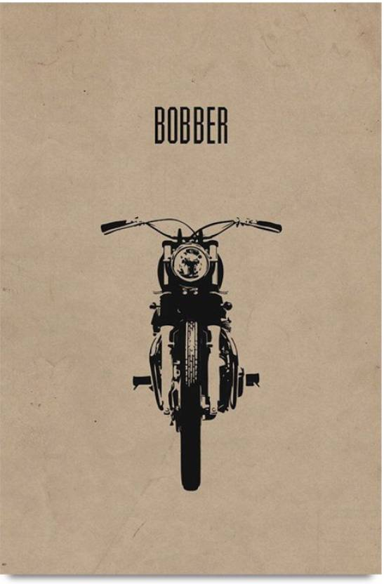 cafe racer paper print sports posters in india buy art film