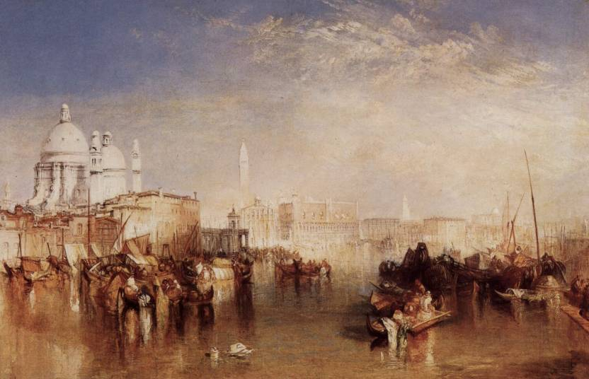 Venice Seen from the Giudecca Canal by JMW Turner Fine Art